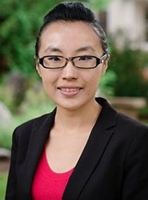 Sarah Sun is an assistant professor of mechanical engineering, specializing in designing wearable technology.