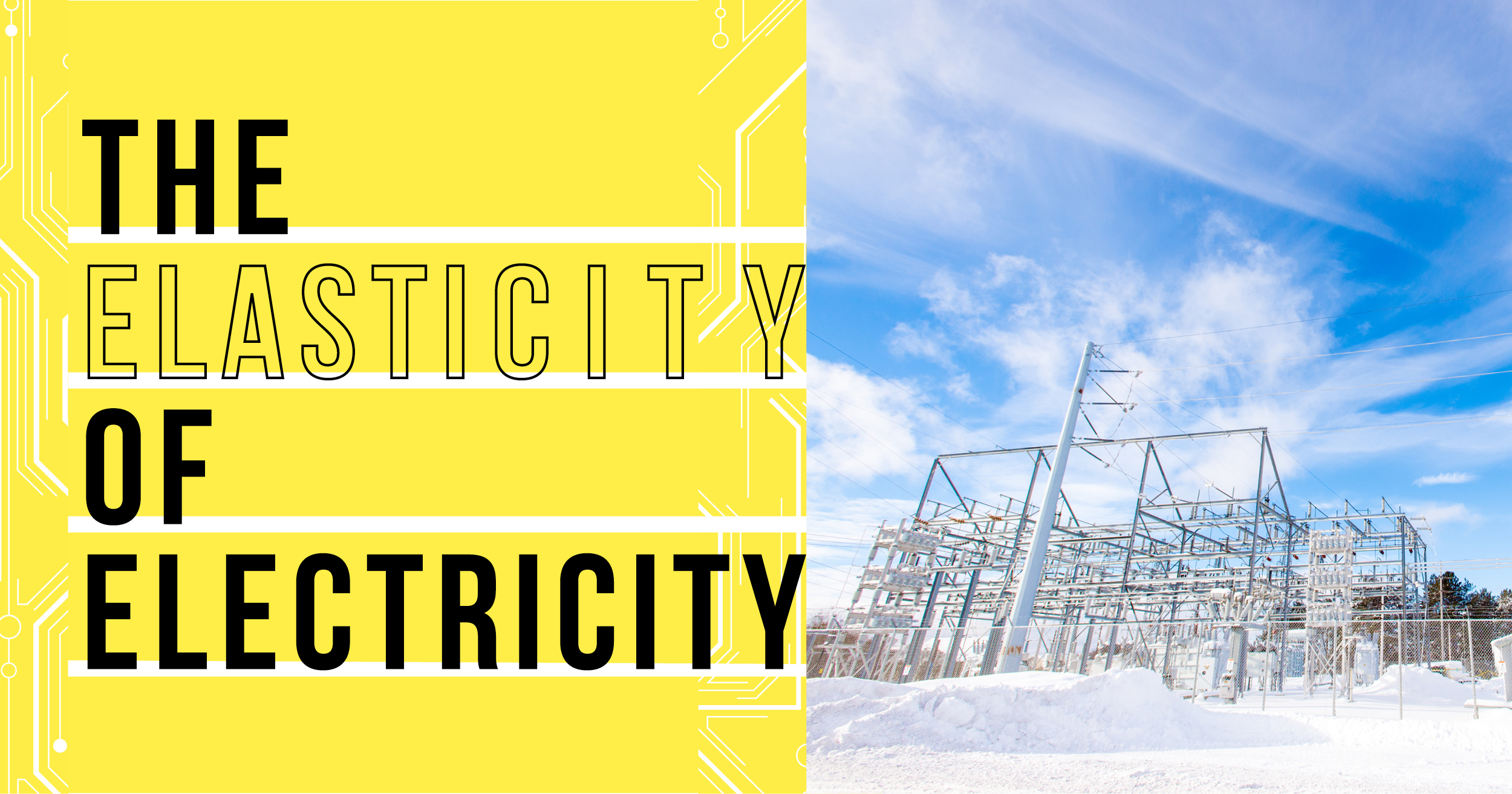 The Elasticity Of Electricity 2018 Michigan Tech Research Magazine Farm Fuse Box Technological University