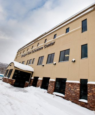 The newly renovated Lakeshore Center is the latest building to provide space for up-and-coming businesses, courtesy of the Michigan Tech SmartZone.