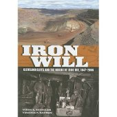 Iron Will book cover.