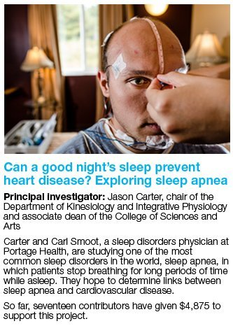 Can a good night's sleep prevent heart disease? Exploring sleep apnea
