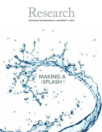 Research Magazine Cover 2010
