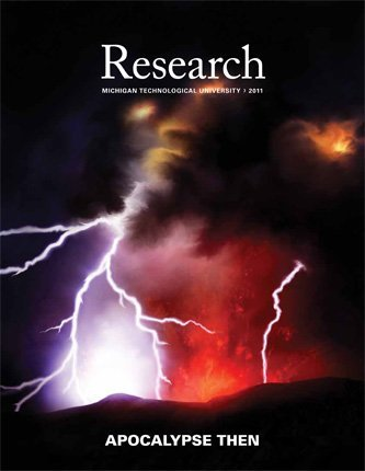 Research Magazine Cover 2011