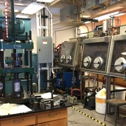 Powder Processing instrumentation