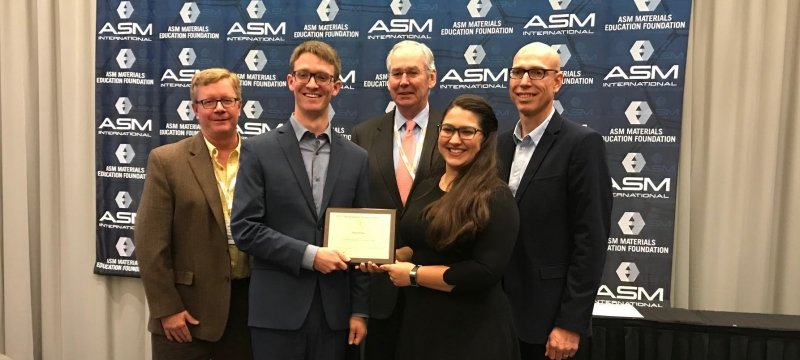 ASM Awardees