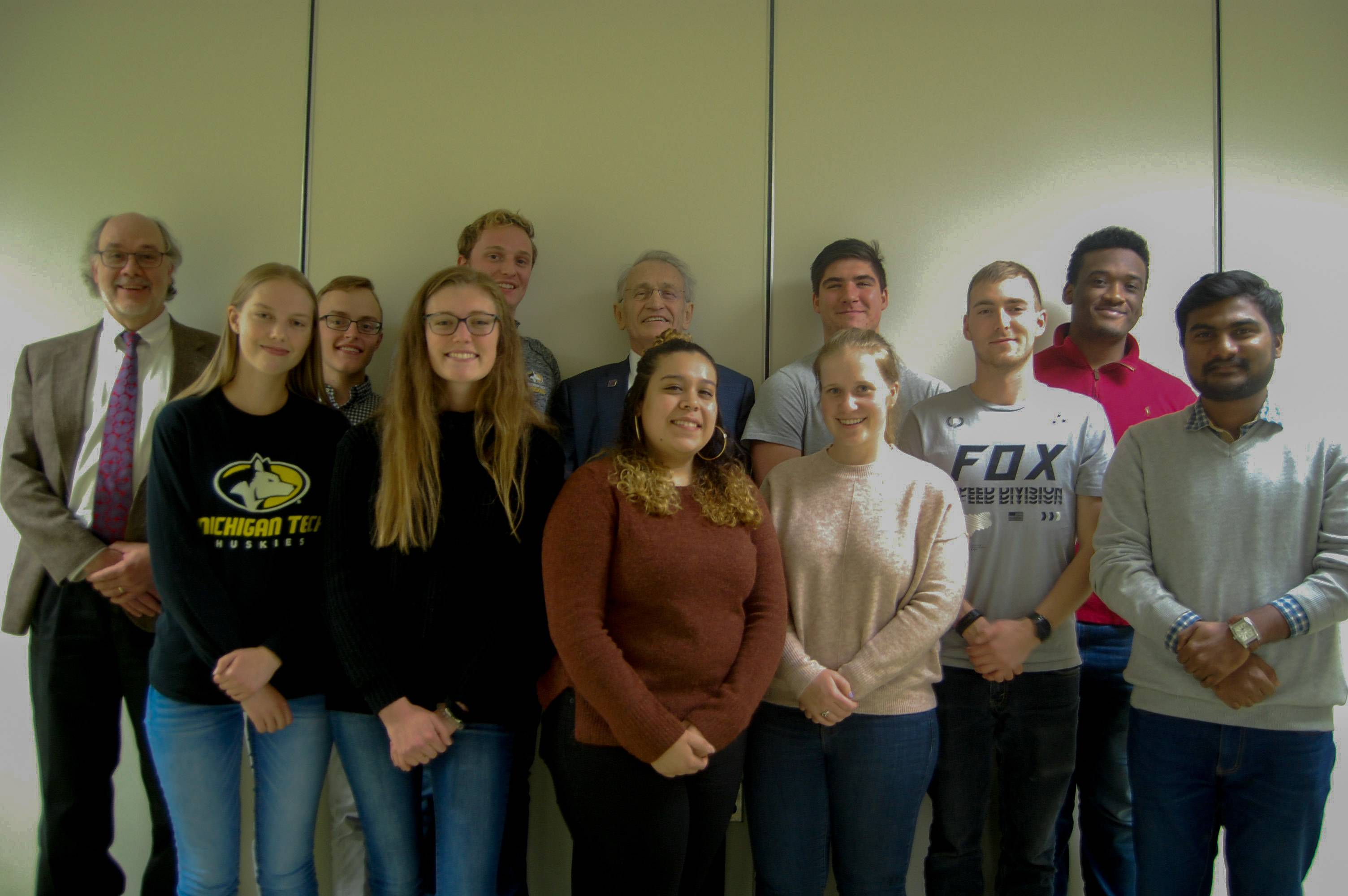 The MEEM Student Advisory Committee
