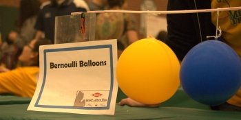 Bernoulli Balloons demo