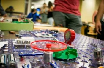 Snap Circuits demo