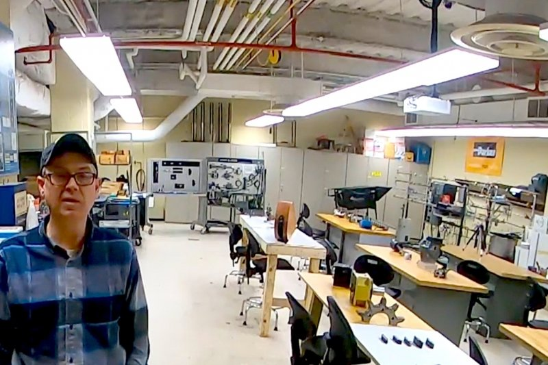 Power Systems Lab overview.