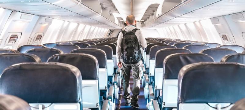Flying to CMX