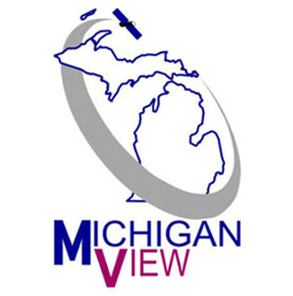 Michigan View logo.