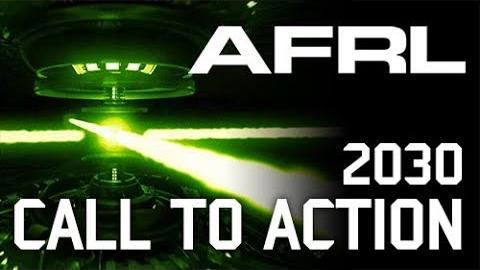 Preview image for Air Force 2030 - Call to Action video