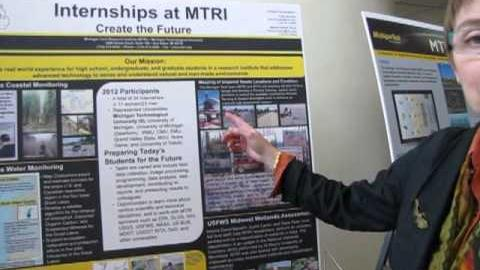 Preview image for Learn More About MTRI Internships with Senior Scientist Nancy French video