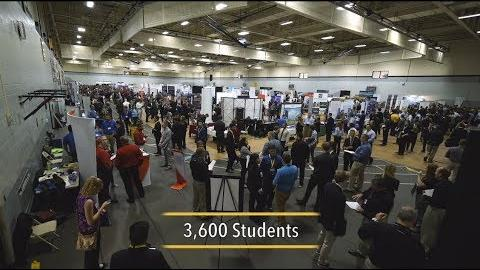 Preview image for Michigan Tech 2018 Fall Career Fair video