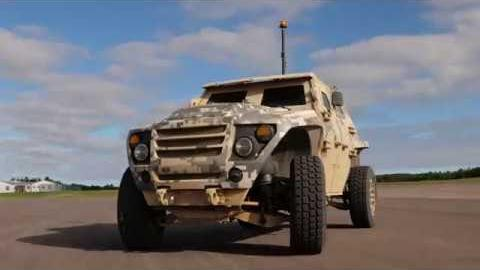 Preview image for Next-Generation NATO Reference Mobility Model Development - AVT-308 video