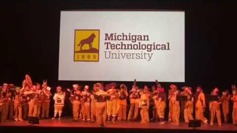 Preview image for Pep Band on Rozsa Stage video