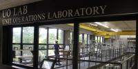 The Unit Operations Lab, or UO Lab, is a real-world lab space for chemical engineering       students.