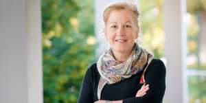 Melissa Baird has earned the 2021 Michigan Tech Distinguished Teaching Award.