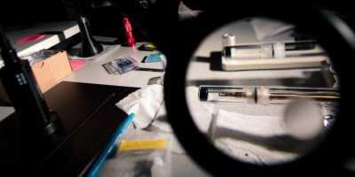 AI Searches for New Nanomaterials