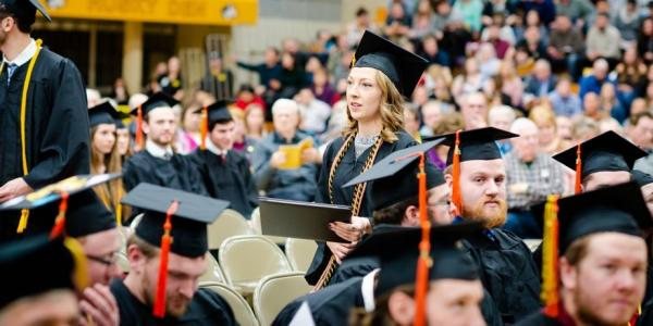 Michigan Tech To Celebrate Midyear Commencement
