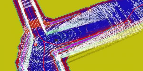 MTRI Takes Robots Underground