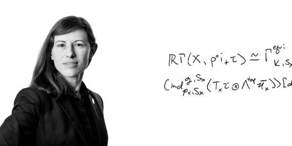 Mathematician Sarah Kitchen
