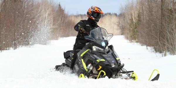 With more than 200 plus inches of snow every winter, the Keweenaw Peninsula is the       perfect place to host a snowmobile design competition.