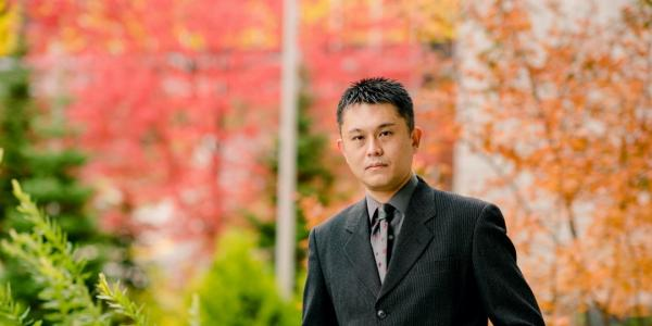 Issei Nakamura is a 2020 recipient of the NSF CAREER Award.