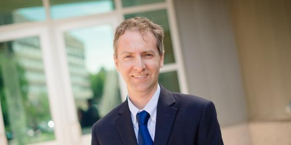 Greg Odegard is the 2021 winner of the Michigan Tech Research Award.
