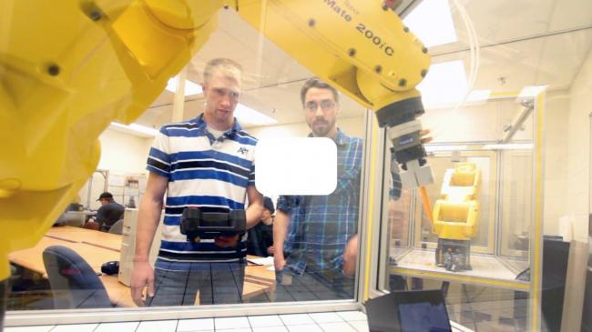 Preview image for Electrical Engineering Technology at Michigan Tech University video