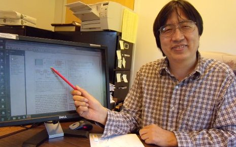 Hairong Wei developed a novel algorithm for identifying clusters of genes that regulate biological processes.
