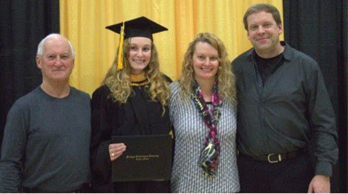 Family of Engineers (Source: Michigan Technological University)