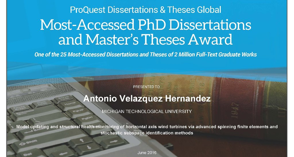 thesis and dissertations proquest Copyright and your dissertation or thesis: dissertations proquest - copyright and your dissertation or thesis.