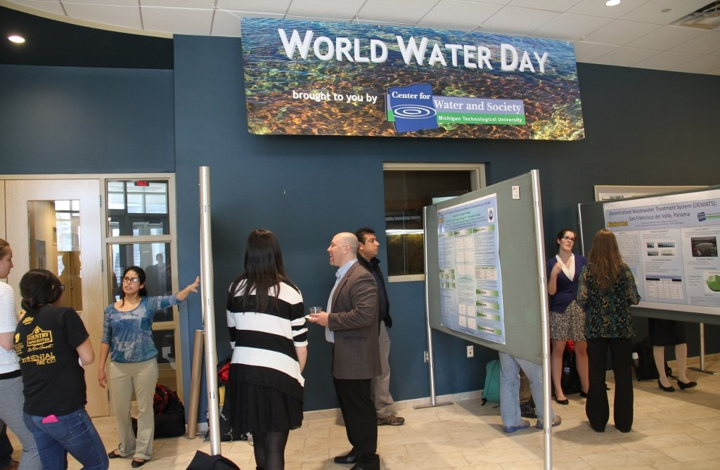 GLRC Celebrates World Water Day