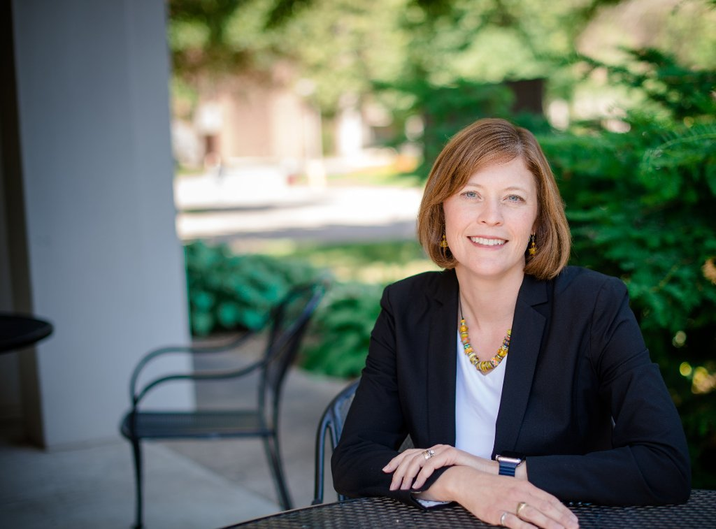 Audra Morse is New Chair of Civil and Environmental Engineering