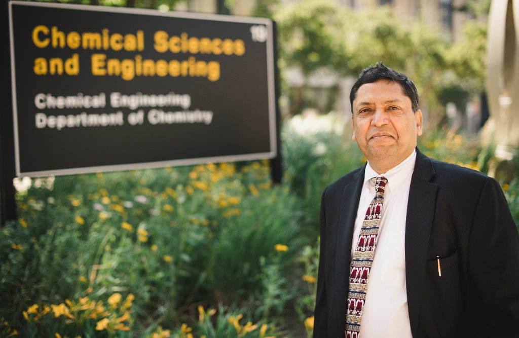 Tech Welcomes New Chair of Chemical Engineering