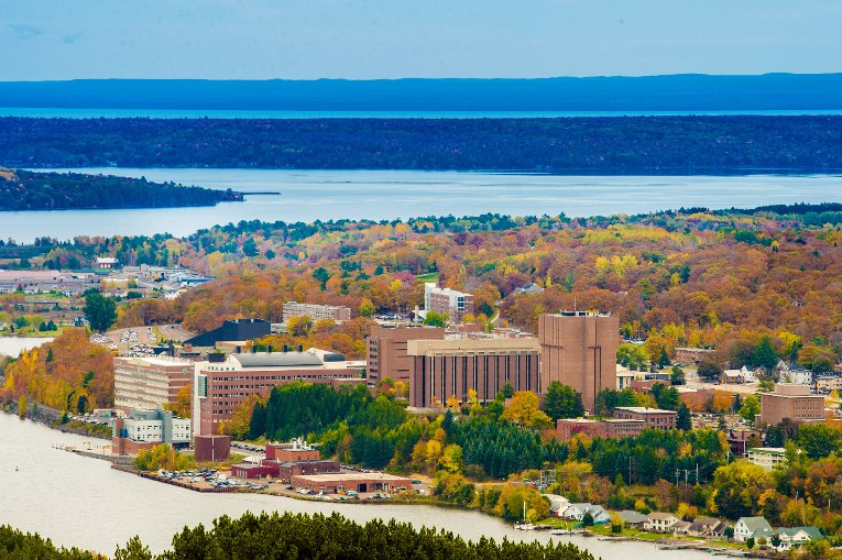 The world requires innovation?now more than ever. Along the wild shores of Lake Superior, researchers, students, and entrepreneurs create the future.