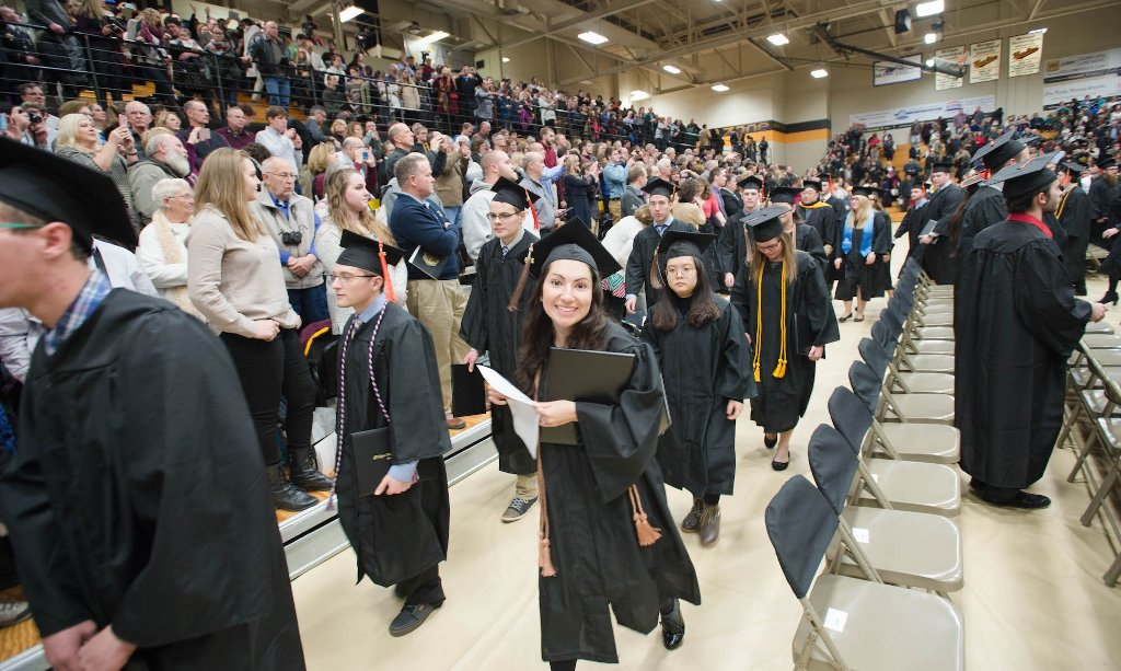 Michigan Tech's Midyear Commencement will be held Saturday, Dec. 16.