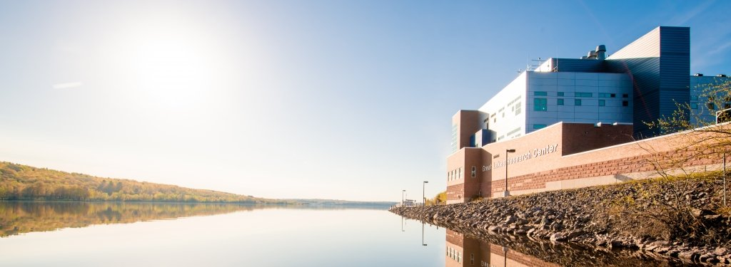 The Great Lakes Research Center on the Keweenaw Waterway