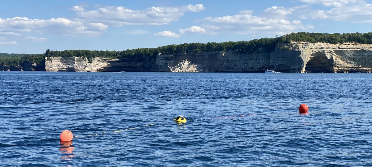 COVID-19 Delays Great Lakes Buoy Deployment, MTU Helps Fill the Gap