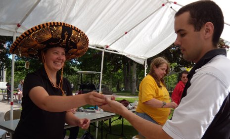 Chili Cookoff 2009-Relampago Blanco