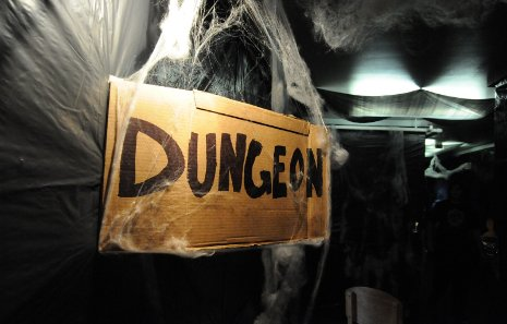 Safehouse Dungeon