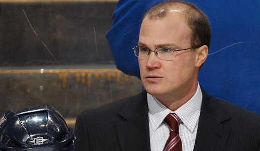 Davis Payne, interim head coach, St. Louis Blues