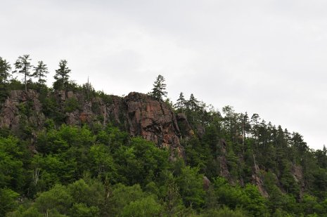 The Cliff Mine site, near Phoenix, Mich.