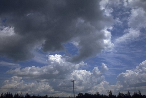 A new chamber at Michigan Tech will let researchers study the secret life of clouds. Carl Wozniak photo