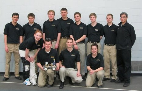 2011 Chem-E-Car Enterprise Team