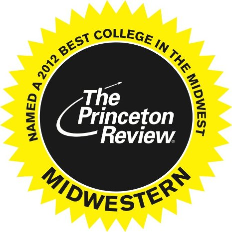 Princeton Review Best in the Midwest 2012
