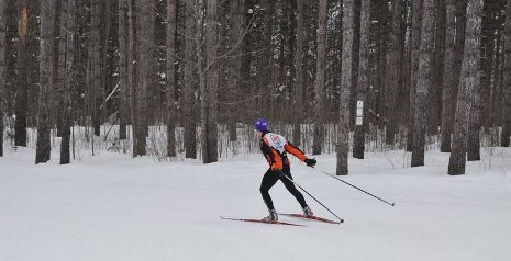 Michigan Tech's Nordic Ski Trails are now among the top six in the nation.