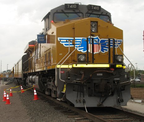 Freight and passenger trains are becoming increasingly important modes of transportation.