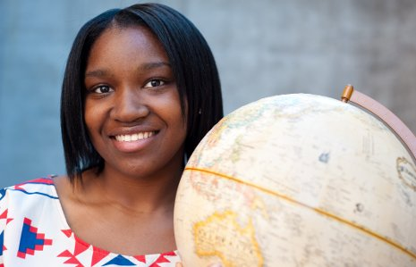 Chanavia Smith is getting ready for a year of study in Japan.